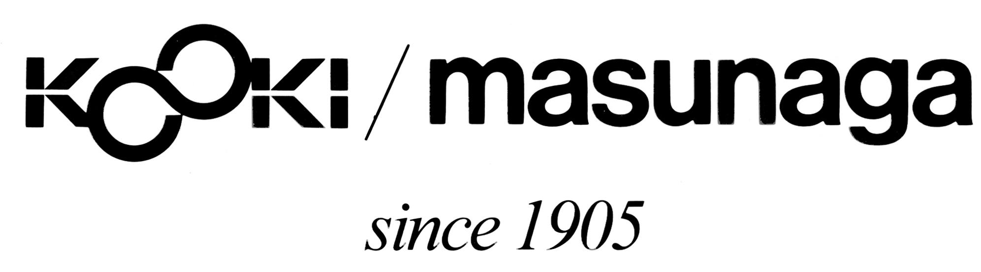 kooki masunaga logo