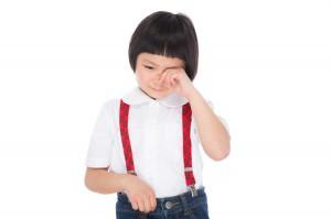お子様のメガネのずれ落ちを防止!~対策グッズで快適にサポート~写真