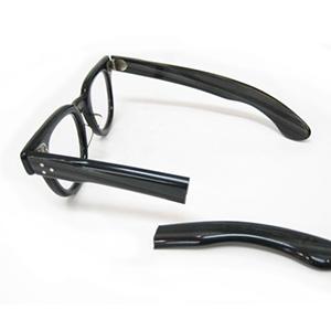 レンズの修理特殊加工