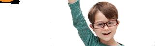 子ども用メガネ