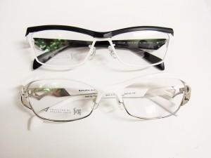 哀川翔さんプロデュースのメガネ写真